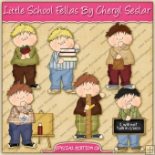 Little School Fellas Collection - SPECIAL EDITION
