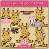 EXCLUSIVE Girly Giraffes Collection