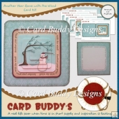 Another Year Gone with the Wind Card Kit