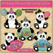 EXCLUSIVE Birthday Panda Collection