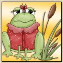 Clipart ~ Frog