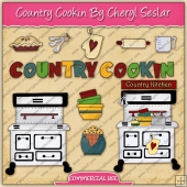 Country Cookin Graphic Collection - REF - CS