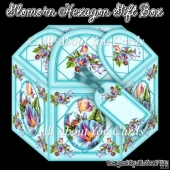 Glomorn Hexagon Gift Box