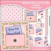 Wedding Day You're Invited Twisted Pyramage Download