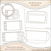 Sis Word Book Template Commercial Use