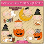 EXCLUSIVE Halloween Babies Collection