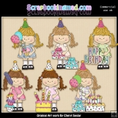 Happy Lulu Birthday Wishes ClipArt Collection