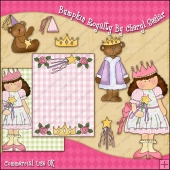Bumpkin Royalty ClipArt Graphic Collection