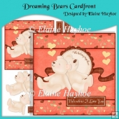 Dreaming Bears Cardfront