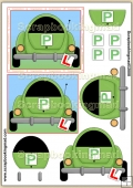 Passed Your Driving Test PDF Decoupage Download