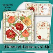 Plethora of Poppies Square Card Kit
