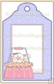 Purse Pets Gift Tag - REF_T652