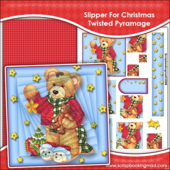 Slippers For Christmas Twisted Pyramage Download