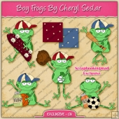 EXCLUSIVE Boy Frogs Collection