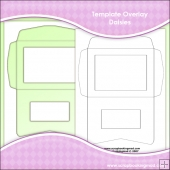 Template Overlay Envelope Sheet
