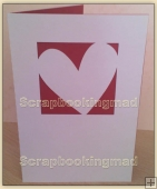Heart Card And Insert - Craft Robo GSD File