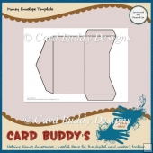 Money Envelope Template – CU/PU