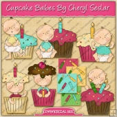 Cupcake Babes Collection - SPECIAL EDITION