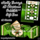 Holly Berrys Christmas Cracker Gift Box