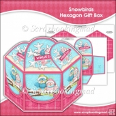 Snowbirds Hexagon Gift Box