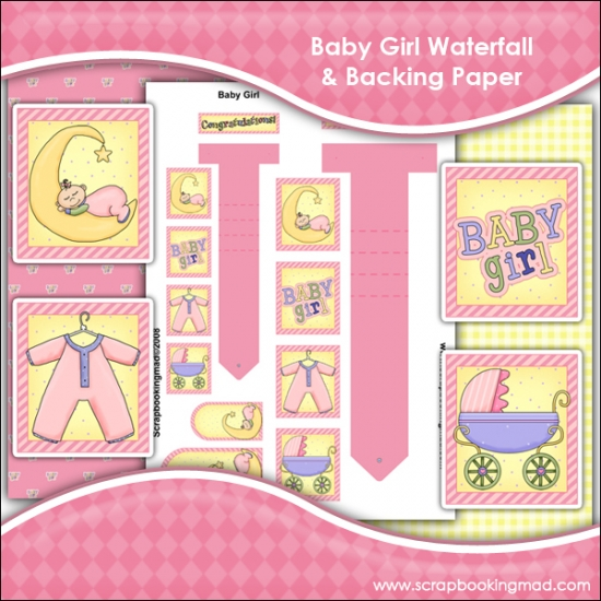Baby Girl Waterfall Download - Click Image to Close