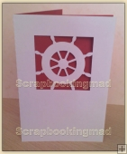 Ship Ahoy Card And Insert - Craft Robo GSD File