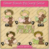 Forever Friends Beauties Collection - SPECIAL EDITION
