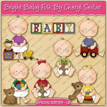 Bright Baby Folk Collection - SPECIAL EDITION
