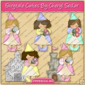 Fairytale Cutties Graphic Collection - REF - CS