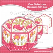 One Birdie Lane Hexagon Gift Box