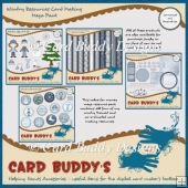 Wintry Resources Card Making Mega Pack – CU/PU