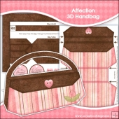 Affection 3D Handbag