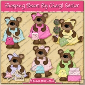 Shopping Bears Collection - SPECIAL EDITION