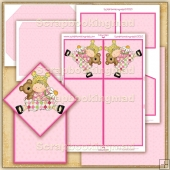 Daisy Diamond Top Card PDF Download