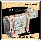 Sew Special - Treasure Chest Gift Box