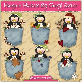 Penguin Pockets Graphic Collection - REF - CS