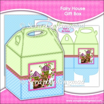 Fairy House Gift Box