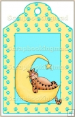 Kitty Cat Tag - REF_T367