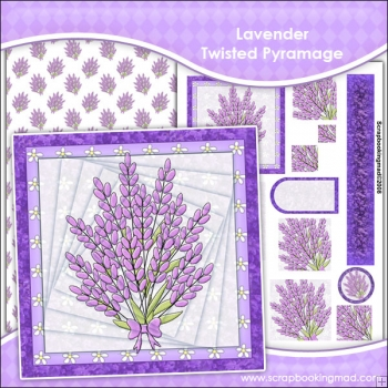 Lavender Twisted Pyramage Download