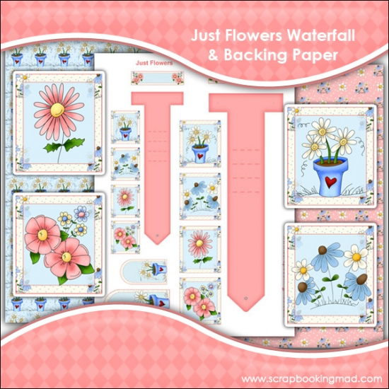 Just Flowers Waterfall Download - Click Image to Close