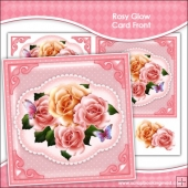 Rosy Glow Card Front