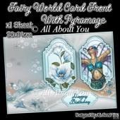 Fairy World Card Front
