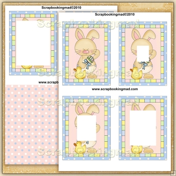 Baby Bunny Inverted Pyramage PDF Download