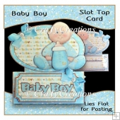 Baby Boy Slot Top Card