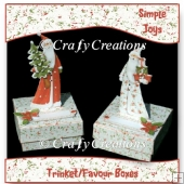 Simple Joys Trinket/Favour Boxes