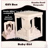 Baby Girl Gazebo Gift Box