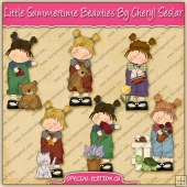 Little Sumertime Beauties Collection - SPECIAL EDITION