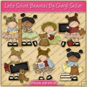 Little School Beauties Collection - SPECIAL EDITION