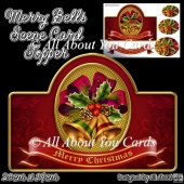 Merry Bells Card Topper