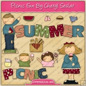 Picnic Fun Graphic Collection - REF - CS